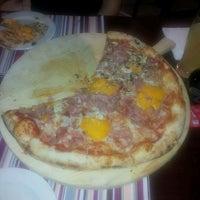 Photo taken at Pizzeria Alexsandro by Matej R. on 12/6/2011