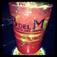 Photo taken at La Bodeguita del Medio by Michelle T. on 5/18/2012
