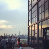 Photo taken at The Ides at Wythe Hotel by Katie O. on 8/9/2012