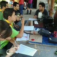 Photo taken at Rancho Del Jamboree by Hugo Enrique P. on 10/15/2011