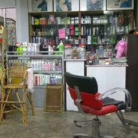 Photo taken at Winnie Hair Saloon by WeR on 1/30/2012