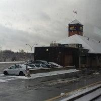 Photo taken at VIA Rail Kingston by Jean L. on 11/23/2011