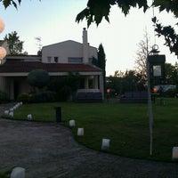Photo taken at Κτήμα Ερασμία by Konstantinos P. on 8/27/2011