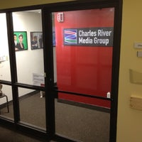 Photo taken at Charles River Media Group by Cody S. on 2/1/2012