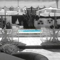 Photo taken at Ubatuba Palace Hotel by Lucas S. on 2/6/2012