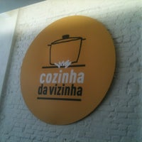Photo taken at Cozinha da Vizinha by Andre d. on 2/15/2012