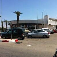 Photo taken at Autohall, Rabat by Saad O. on 4/21/2012