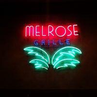 Photo taken at Melrose Restaurant by Julia P. on 5/10/2012