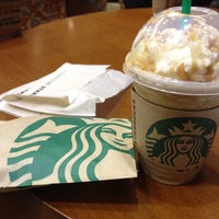 Photo taken at Starbucks by Bader A. on 3/21/2012