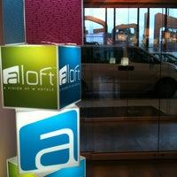 Das Foto wurde bei Aloft Bogota Airport von Paula I. am 7/12/2012 aufgenommen