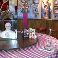 Photo taken at Buca di Beppo Italian Restaurant by Jessica B. on 10/28/2011