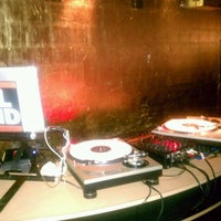 """Photo taken at Dominion NY by DJ Idlemind, """"The Appropriate Agent"""" f. on 12/18/2011"""