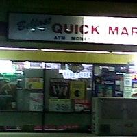 Photo taken at Belfast Quik Mart by Renata T. on 1/5/2012