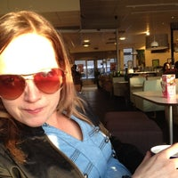 Photo taken at Wayne´s Coffee by Veronica B. on 5/7/2012