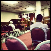 Photo taken at The New Hope Baptist Church by Shawn B. on 5/30/2012