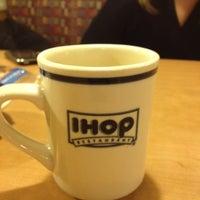 Photo taken at IHOP by J.k. K. on 1/7/2012