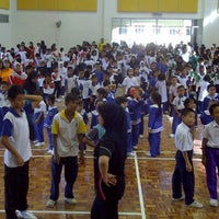 Photo taken at SK Pekan Beaufort by Rossa R. on 7/9/2012