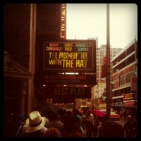 Photo taken at Gerald Schoenfeld Theatre by Lisa E. on 6/11/2011