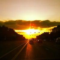 Photo taken at Ryazansky Avenue by ✨Naveena A. on 7/4/2012