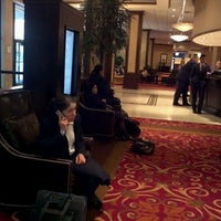 Photo taken at Sheraton Indianapolis City Centre Hotel by Noe G. on 10/15/2011