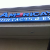 Photo taken at America's Best Contacts & Eyeglasses by Mia R. on 8/12/2011