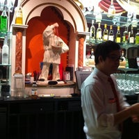 Photo taken at Buca di Beppo Italian Restaurant by Mark A. on 12/23/2010