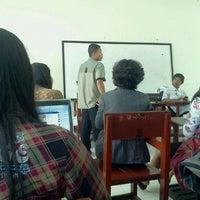 Photo taken at Kampus 1 STKIP PGRI Pontianak by Dwi P. on 1/25/2012