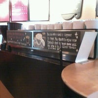 Photo taken at Starbucks Coffee by Daphne O. on 12/29/2011