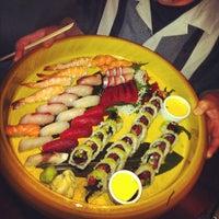Photo taken at SUSHISAMBA by Ryan B. on 4/28/2012
