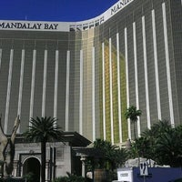 Photo taken at Mandalay Bay Convention Center by Ron L. on 5/15/2012