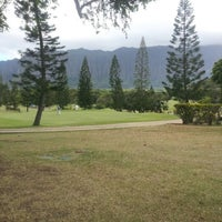 Photo taken at Olomana Golf Links by James B. on 8/12/2012