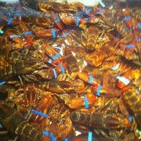 Photo taken at Joe's Lobster and Fish Mart by Valeska O. on 6/20/2012