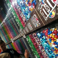 Photo taken at M&M's World by Sergey Z. on 8/12/2012