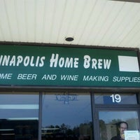 Photo taken at Annapolis Home Brew by Jamie G. on 3/26/2011