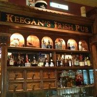 Photo taken at Keegan's Irish Pub by Megan H. on 1/29/2012