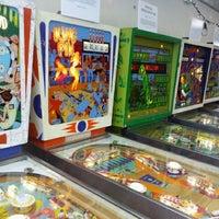 Foto tirada no(a) Seattle Pinball Museum por Peggy D. em 8/28/2011