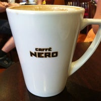 Photo taken at Caffè Nero by Russ K. on 4/23/2011