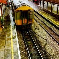 Photo taken at Old Bukit Mertajam Railway Station by Eric T. on 2/15/2011