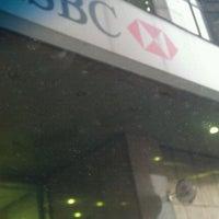 Photo taken at Menara HSBC by Leo H. on 5/16/2012