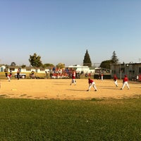 Photo taken at Alum Rock Little League Fields by Marshall S. on 5/18/2012