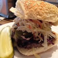 Photo taken at Bobby's Burger Palace by Jonathan C. on 5/26/2012