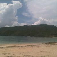Photo taken at Tastura Hotel Kuta Lombok by Ricky S. on 12/6/2011