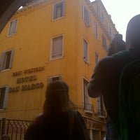 Photo taken at Best Western Albergo San Marco by Bani T. on 9/21/2011