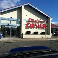 Photo taken at Stratford Diner by Tina M. on 1/21/2011