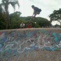 Photo taken at Skate Park by Marcelo S. on 12/13/2011
