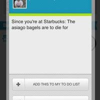 Photo taken at Starbucks by William H. on 4/21/2012