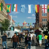 Photo taken at World Food Festival by Jill H. on 10/8/2011