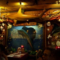 Photo taken at Billy & Madeline's Red Room Tavern by James C. on 10/11/2011