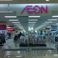 Photo taken at AEON by James O. on 4/10/2012