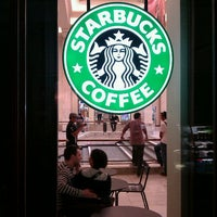 Photo taken at Starbucks by Cédric M. on 8/9/2012